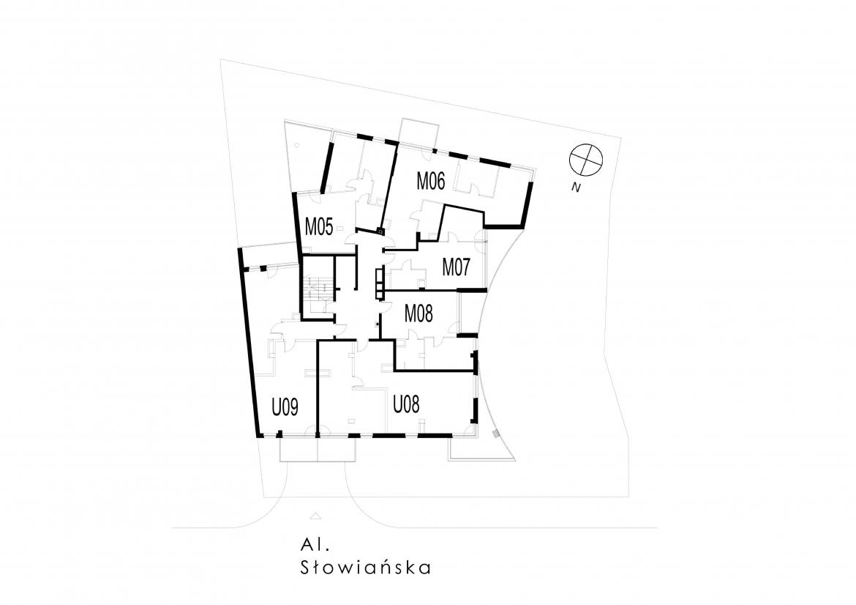 Słowiańska 25 - Drugie piętro