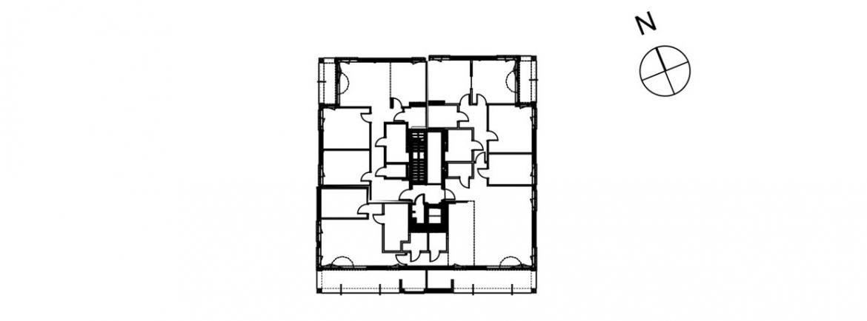 Sobolewska 20 - Piętro 2